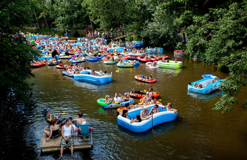 Booze While You Cruise at Finland's Floating Beer Fest