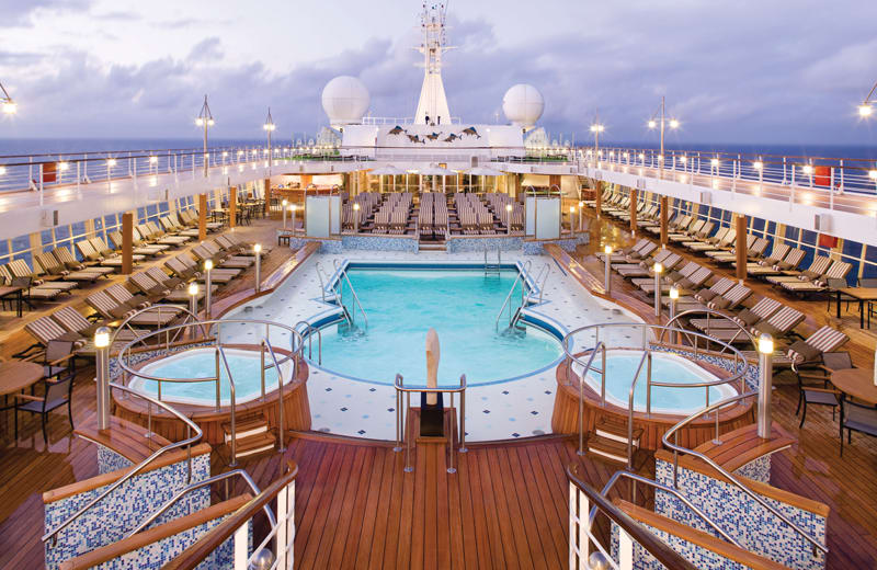 5 Continents, 28 Countries: The World's Longest Cruise?