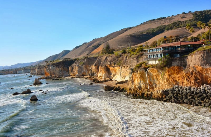 California Officially Has The Most Scenic Restaurants in America