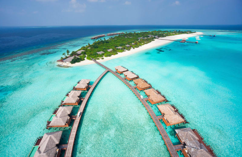 The 7 Most Breathtaking Overwater Villas in the World