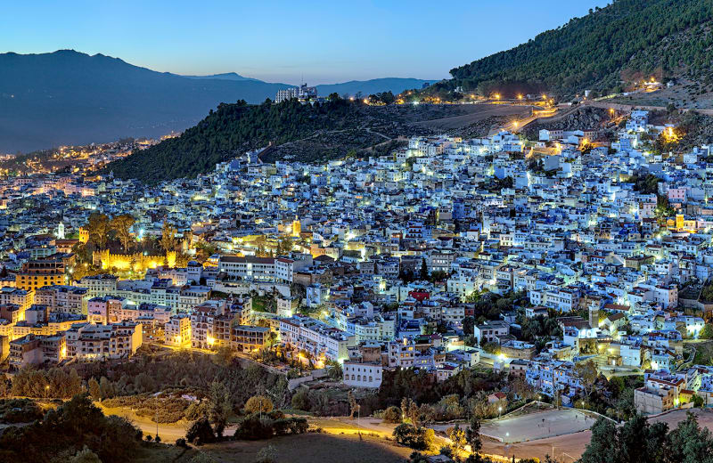 Why Chefchaouen, Morocco Should be Your Next Undiscovered Getaway