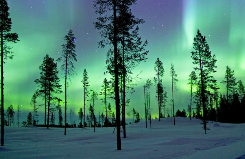 The Insane Science Behind the Northern Lights