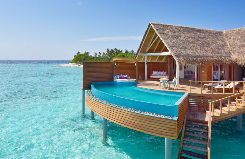 Is This the Most Blissful Resort in the Maldives?