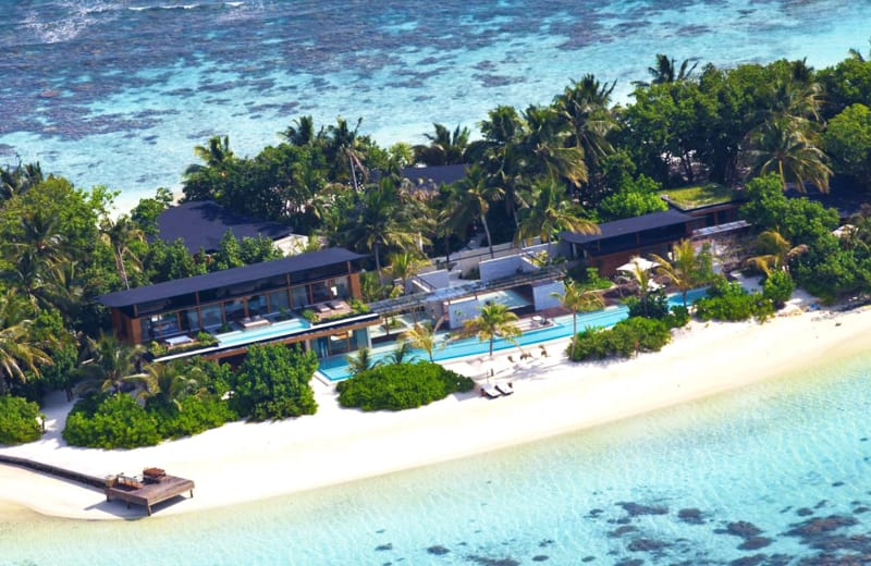 8 Exotic Private Islands to Rent with Your Friends in 2017