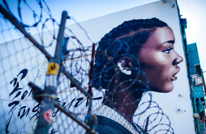 In Pictures: The Raw Beauty of DTLA's Street Art Scene