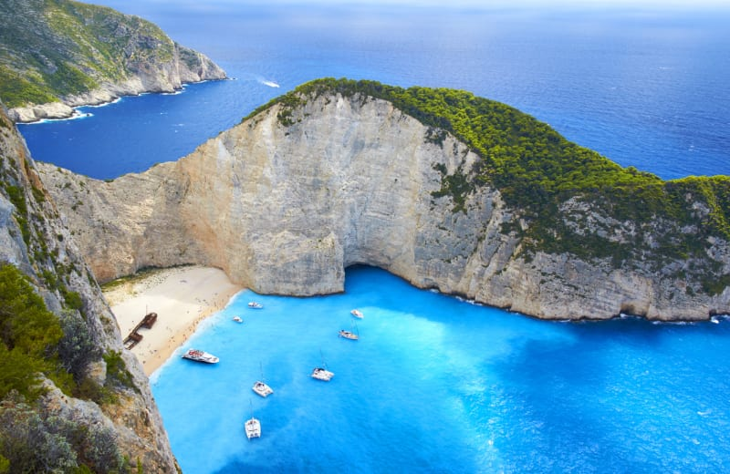 The 7 Bluest Waters in the World, and Where to Find Them