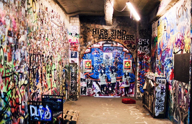 5 Underground Galleries to Discover in Berlin