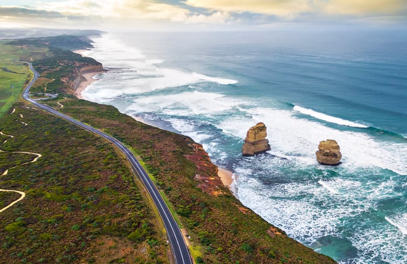 The Ultimate Guide to Cruising Australia's Great Ocean Road