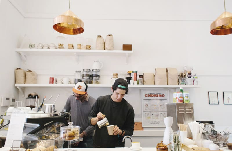 6 Coffee Shops in NYC You Probably Haven't Tried Yet