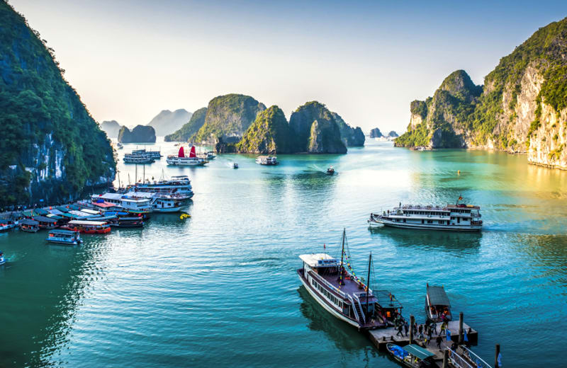Fly From the US to Southeast Asia for Just $474