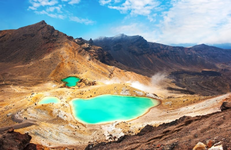 5 Wildly-Colored Wonders to Explore in New Zealand