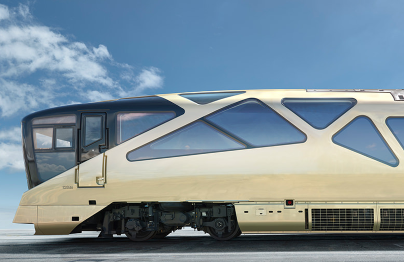 A Ferrari Designer Just Launched this Luxury Sleeper Train