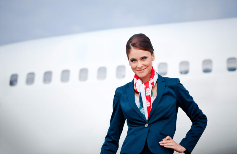 These 5 Airlines Have the Most Attractive Flight Attendants