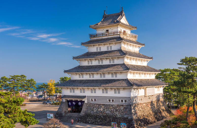You Can Win One Night in This Japanese Castle Guarded by Ninjas
