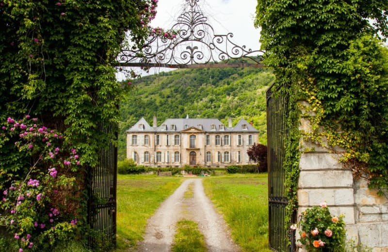 This French Château Hotel is a Fairytale Come True