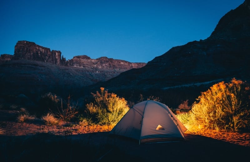 6 Secret Camping Spots in California You've Never Even Heard Of