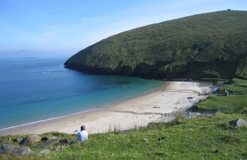 After 30 Years, Ireland's Dooagh Beach is Back
