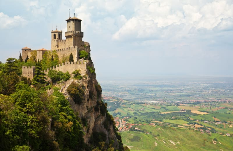 Italy is Giving Away 103 of its Castles for Free