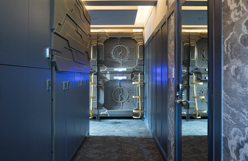 Sydney's First Sci-Fi-Like Capsule Hotel is Officially Open