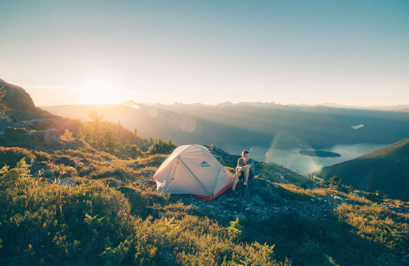 7 Beautiful Campgrounds to Explore in British Columbia