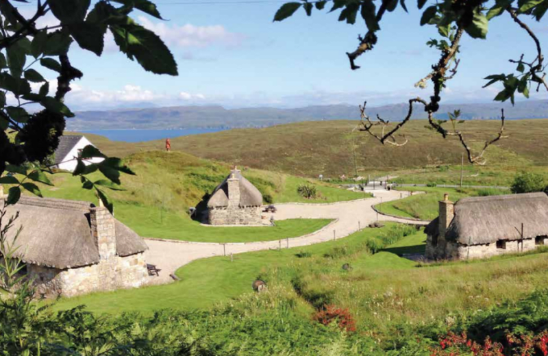 You Could be the Exclusive Owner of this Adorable Scottish Village