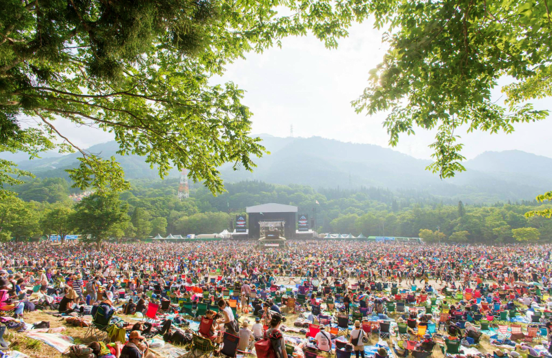 Your Everything Guide to Japan's Fuji Rock Festival