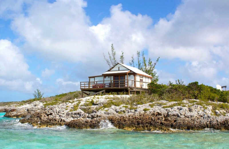 You Can Rent Your Own Private Island in the Bahamas for $450 a Night