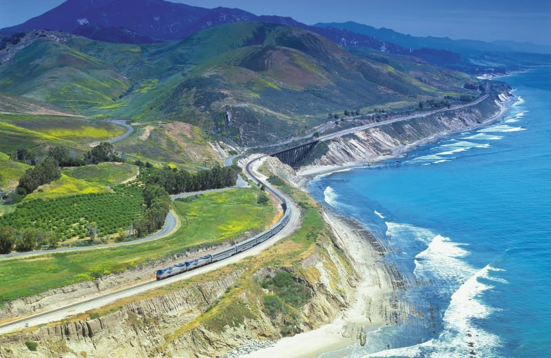 See Up To 30 Beautiful US Destinations By Train For $97