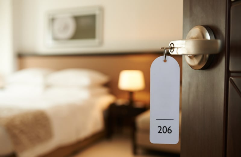 5 Secret Hotel Rooms You Never Knew Existed