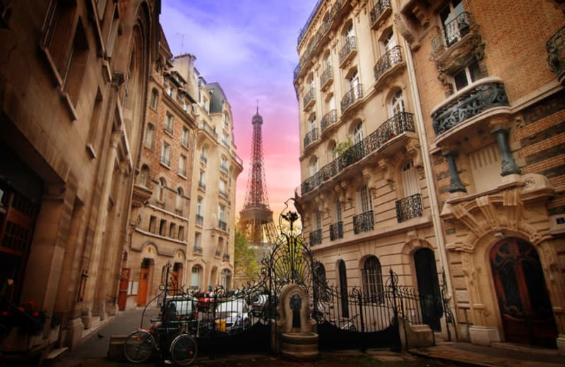 This Airline is Offering Unlimited Flights to Paris For a Year