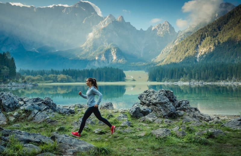 Its Official: These are the 5 Most Scenic Runs in the World