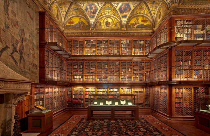 7 Bookish Haunts for New York Readers This Autumn