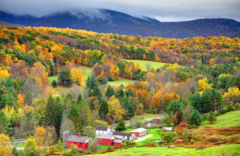 5 Unique Ways to See Fall's Spectacular Colors