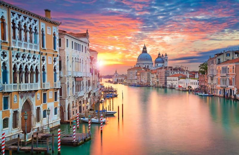 Visit Rome, Florence, and Venice by Train for Just $104