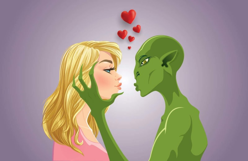 Kissing Aliens at Parties: A Traveler's Guide to the Social Kiss