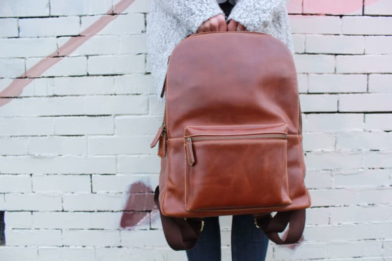This is the Ideal Bag for Stylish Travelers