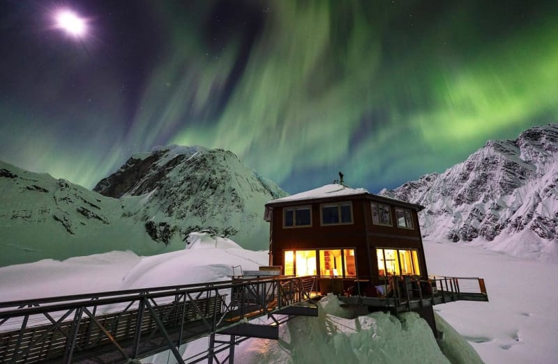 This Hotel is Opening in the Middle of an Alaskan Glacier — and it Looks Incredible
