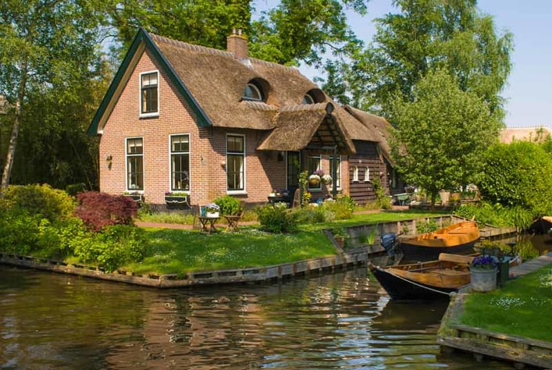 This Magical Dutch Town is Like Something Out of a Storybook