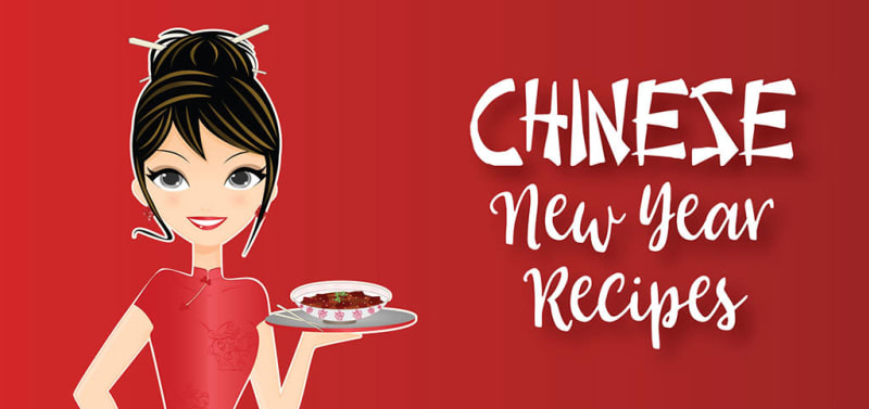 6 Easy and Delicious Recipes to Celebrate Chinese New Year