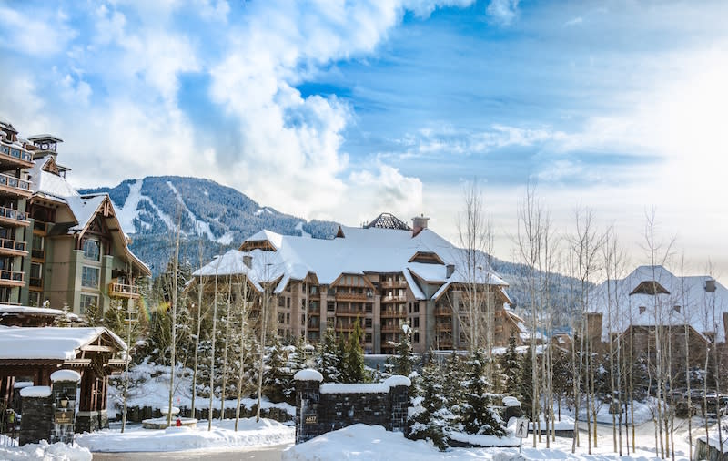 How to spend a relaxing girls' weekend in Whistler, Canada