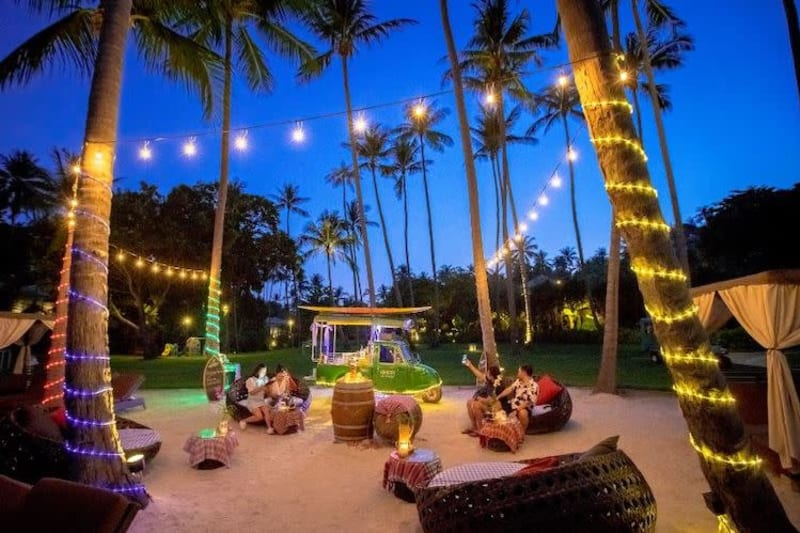 Banyan Tree Samui Opens Cool New Tuk-Tuk Bar