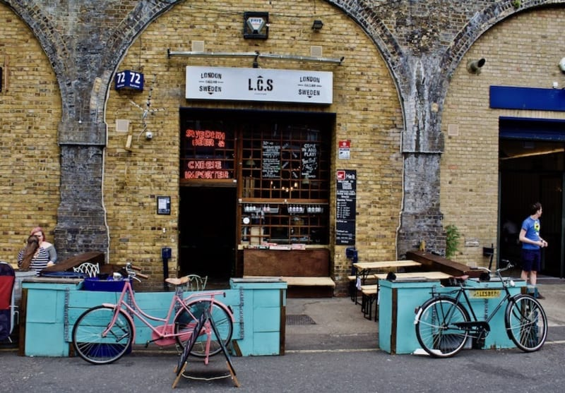 London's craft beer scene: How to explore the Bermondsey Beer Mile
