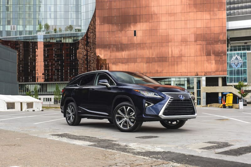 Island Voyage With The Lexus RX L Hybrid 7-Seater