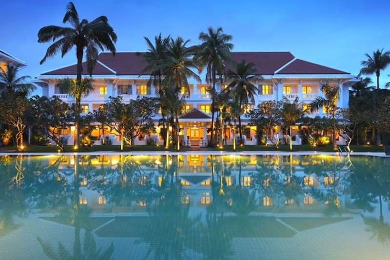 Raffles Reopens Historic Grand Hotel d'Angkor in Cambodia