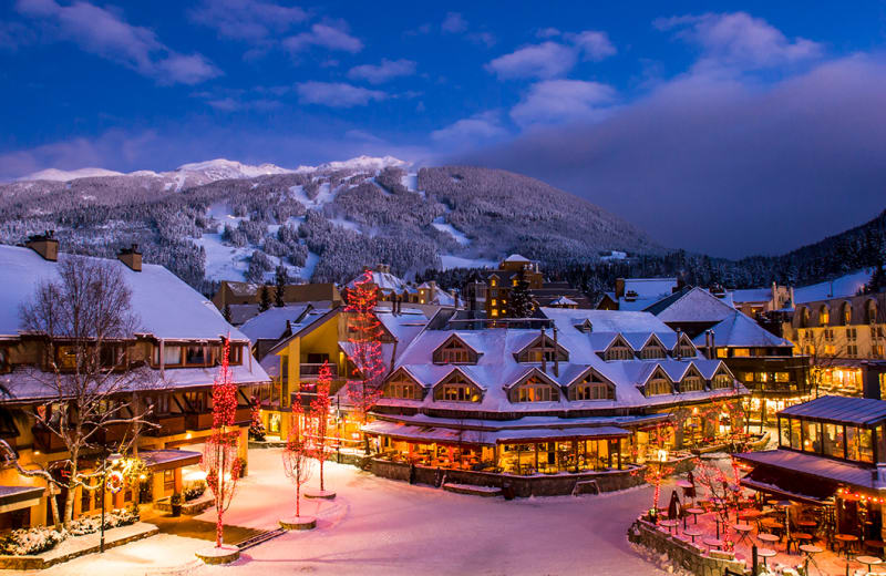 The Top Après Ski Towns In North America VIVA Lifestyle Travel - North americas best mountain resorts