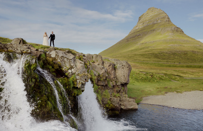 What It S Really Like Having A Destination Wedding In Iceland Viva Lifestyle Travel