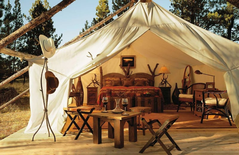 10 Best Glamorous C&ing Resorts Around the World | VIVA Lifestyle u0026 Travel : glamorous tents - memphite.com