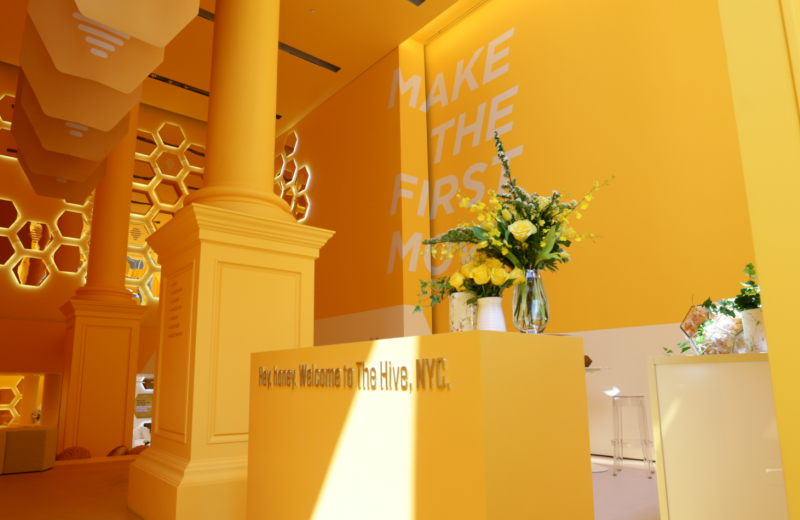 Bumble Just Opened the Hive for Singles in NYC | VIVA Lifestyle & Travel