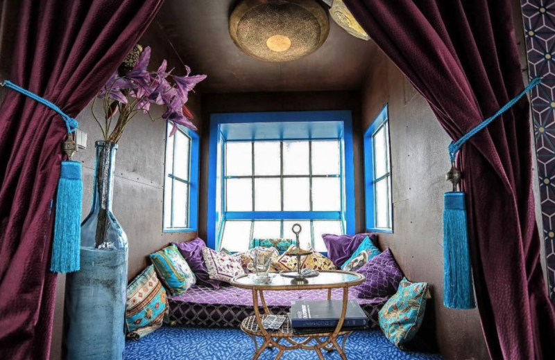 this crane in amsterdam is actually an incredible hotel viva lifestyle travel
