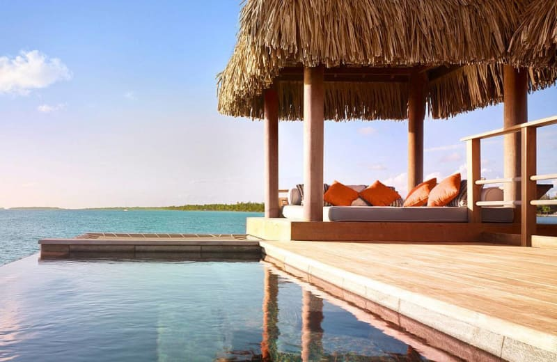 Are These The Most Stunning Overwater Bungalows In Bora Bora
